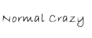 Normal Crazy logo